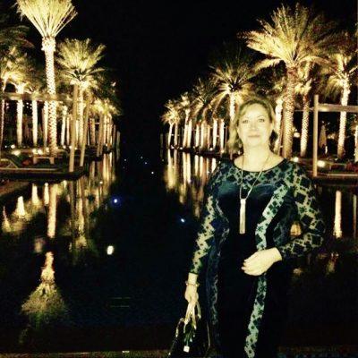 GillianE in Dubai